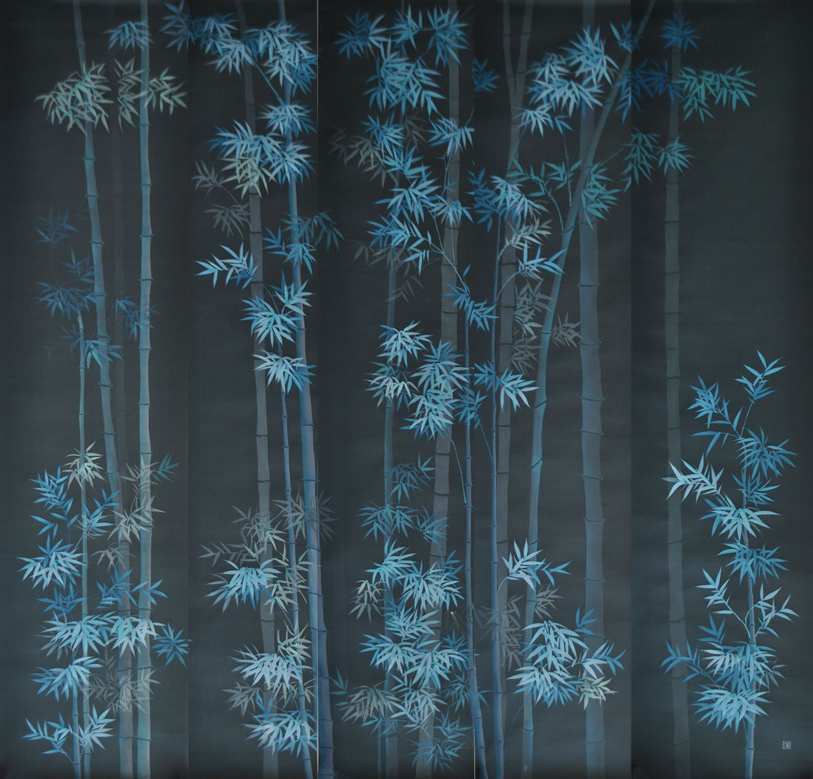 Bamboo Forest Sapphire