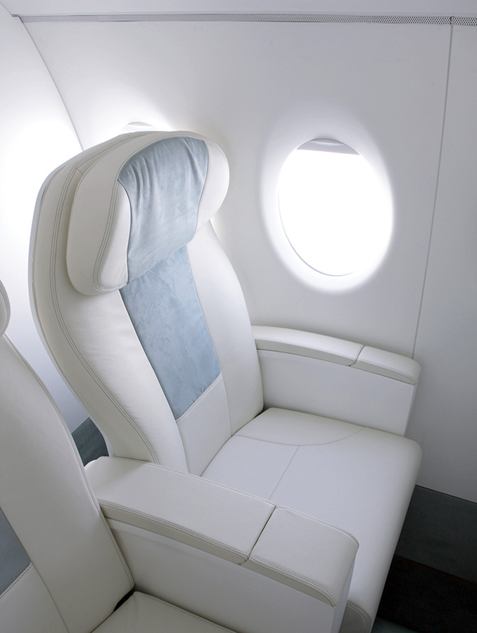 Business seat - Stampa