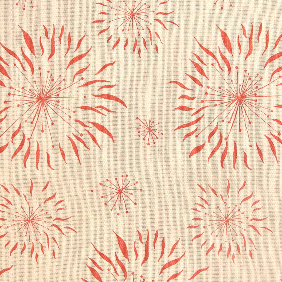 Dandelion Cream Red