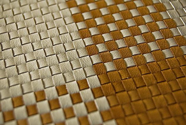 Leatherwave jaune