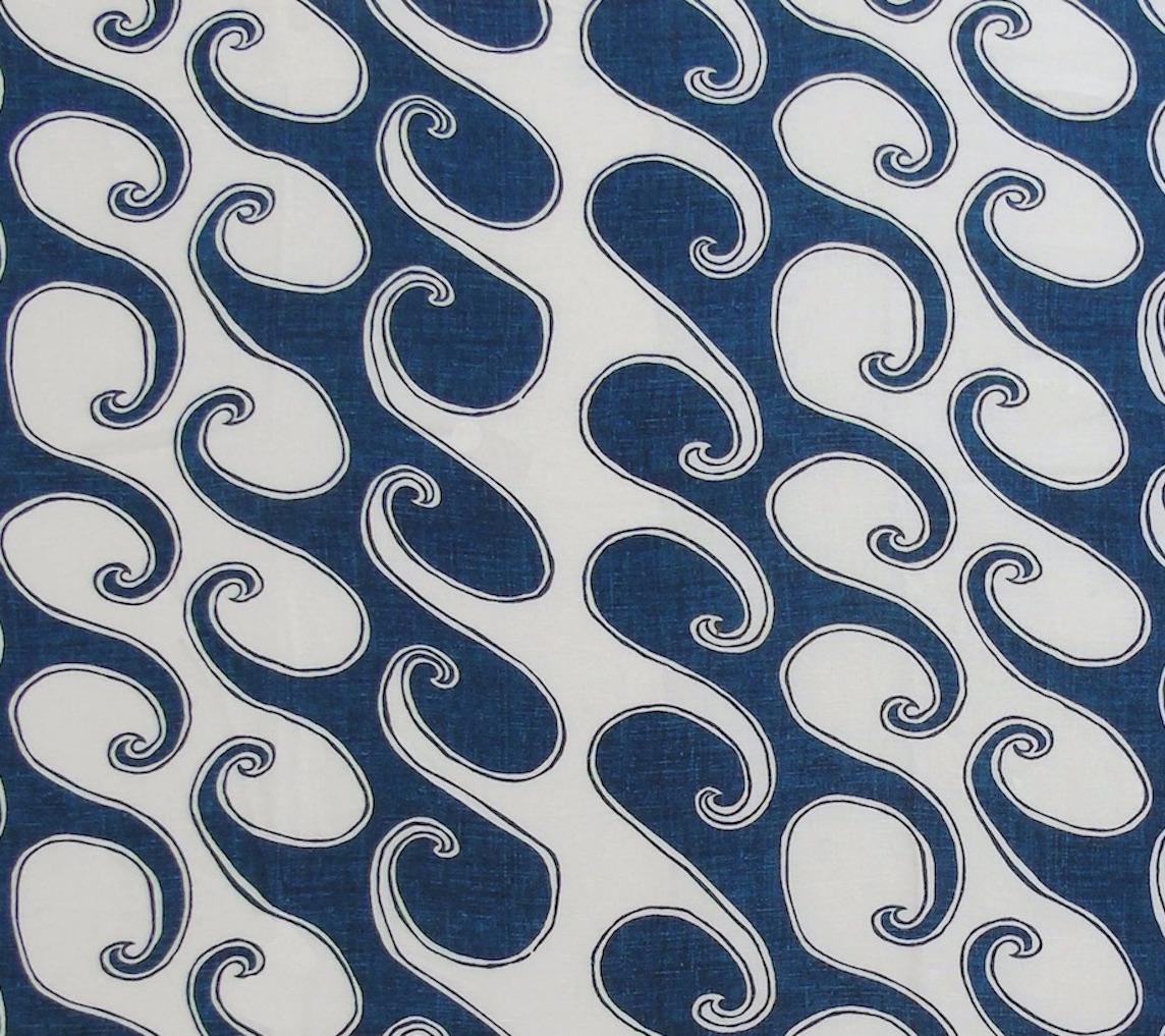 Waves Indigo