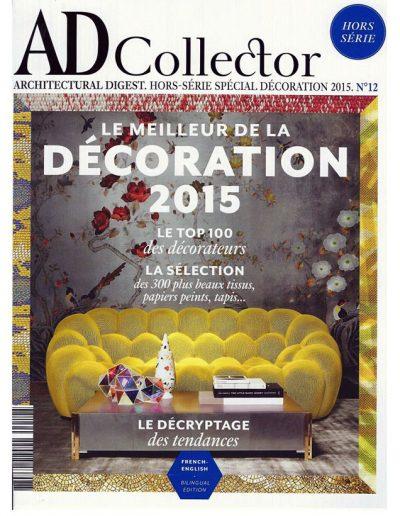 AD Collector Hors Série Spécial Décoration 2015 - Page 1
