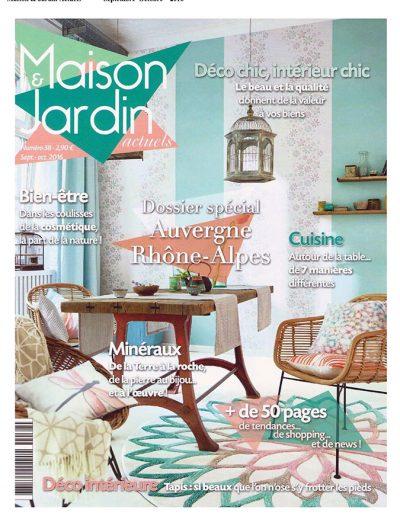 Maison Jardin Actuels de septembre octobre 2016 - Page 1