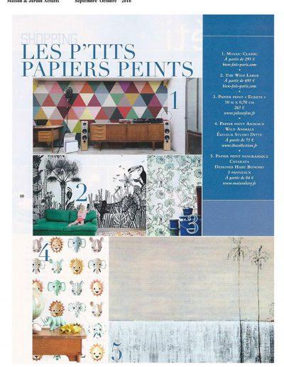Maison Jardin Actuels de septembre octobre 2016 - Page 2