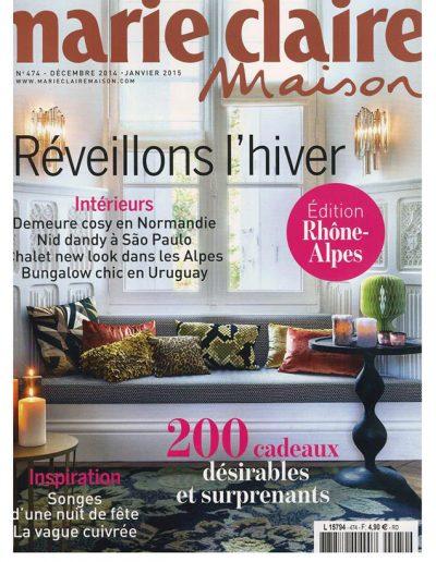 Marie-Claire Maison Déc Jan 2015 - Neisha 1 - Page 5