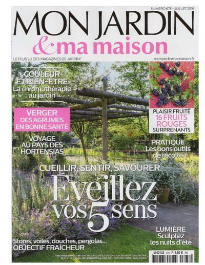 Mon jardin, ma maison Juillet 2016 - Page 1