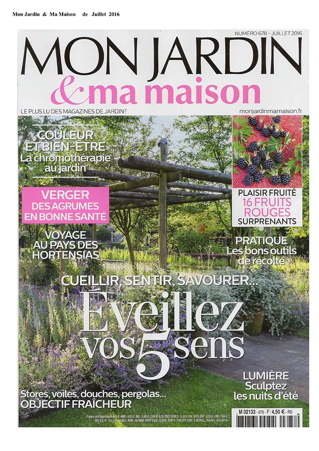 Magazine mon jardin et ma maison nous allons vous for Magazine ma maison