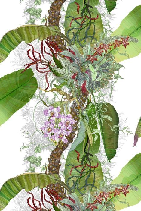 Tropical fabric original