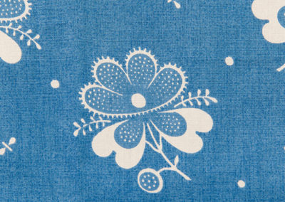FLEUR DE STEPPES - BLUE 1