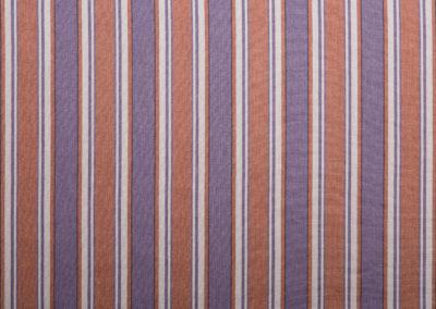 Flora Stripe - Amber-Amethyst
