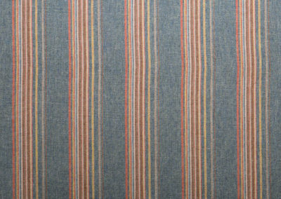 Kelly Stripe - Blue-Coral
