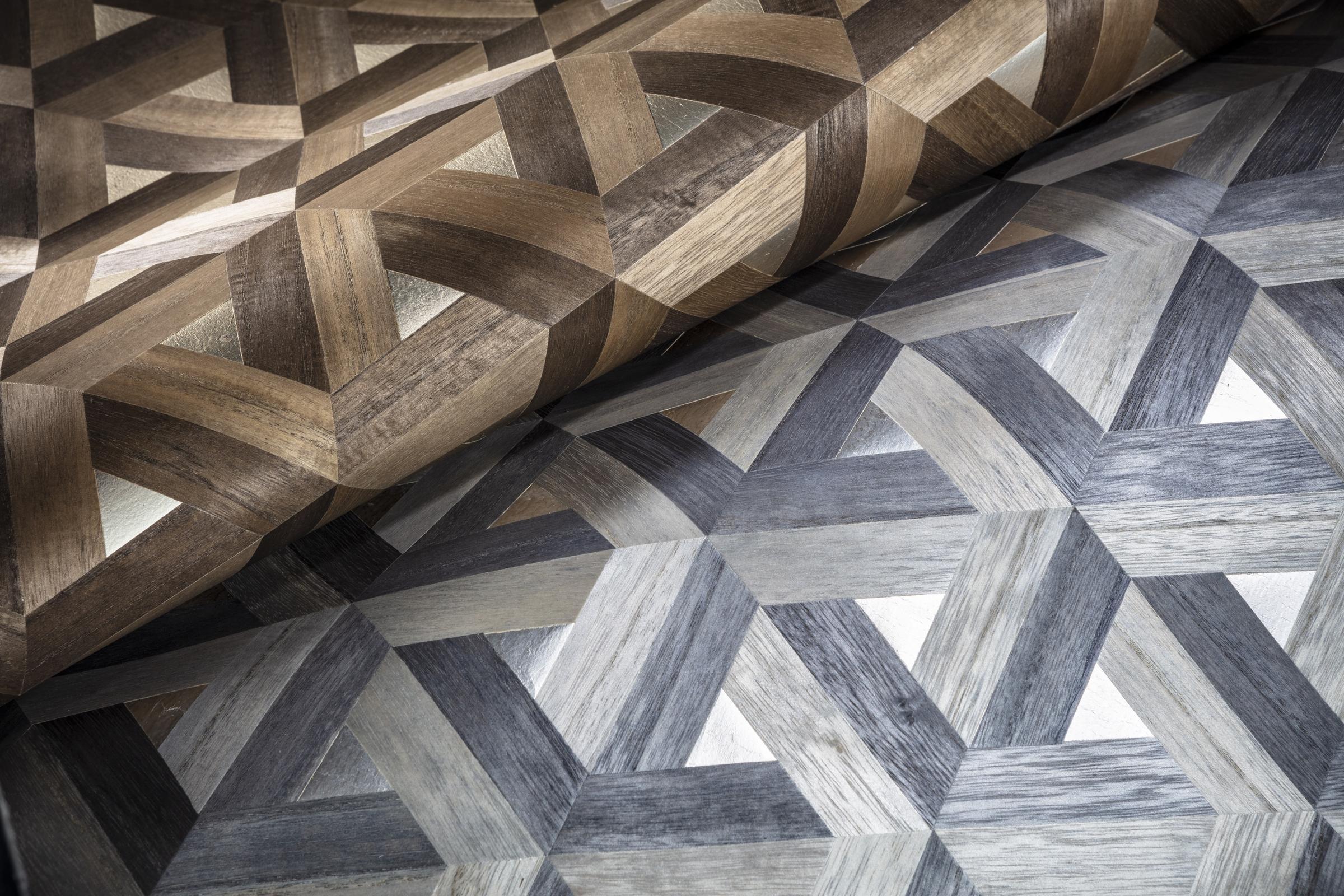 Metallic wallpaper collection 8